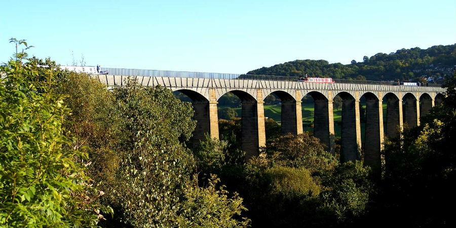 Celebrate World Heritage Day at Llangollen Canal World Heritage Site