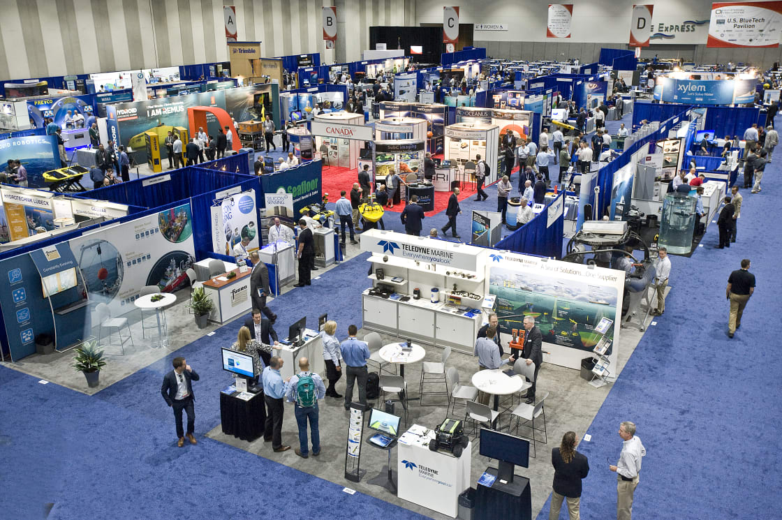 OiA 2019: Oceanology International to celebrate 50-year anniversary at Oi Americas this February